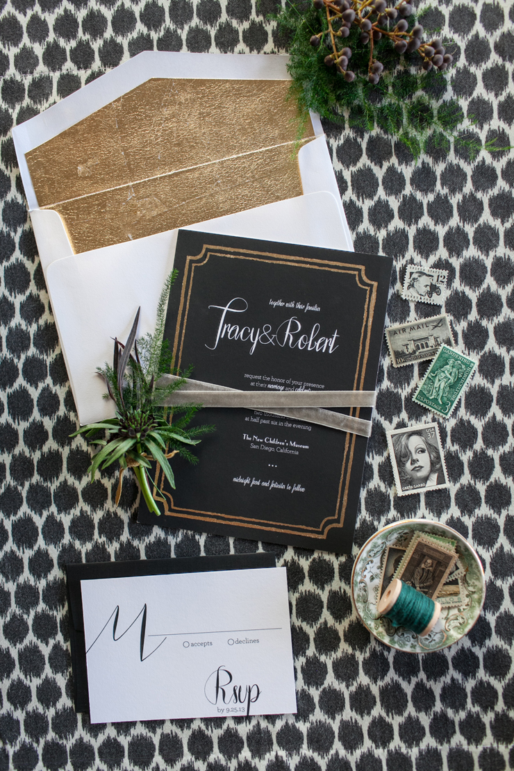 industrial wedding invitation, shewanders photography, wedding photography, brightly designed
