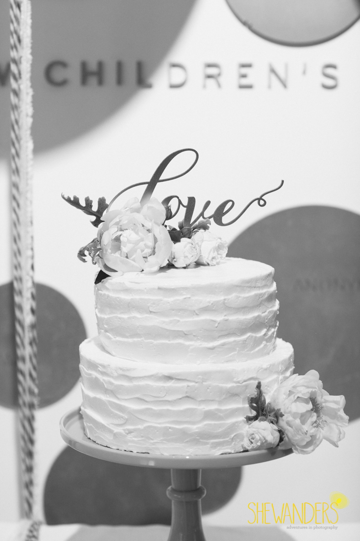 love script on cake