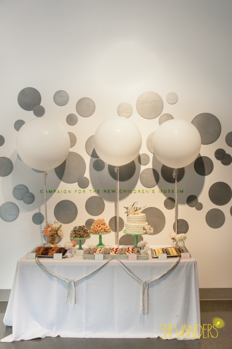 balloon wedding, san diego new childrens museum, shewanders photography, luxe events, root 75