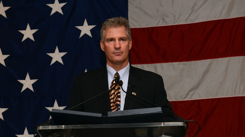 Scott Brown Is Defeated — Where Will He Go Next?