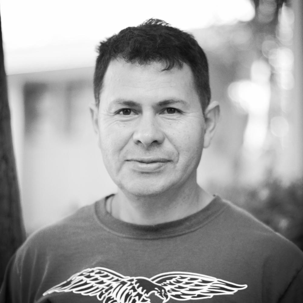 Hector Reyes : Custodian