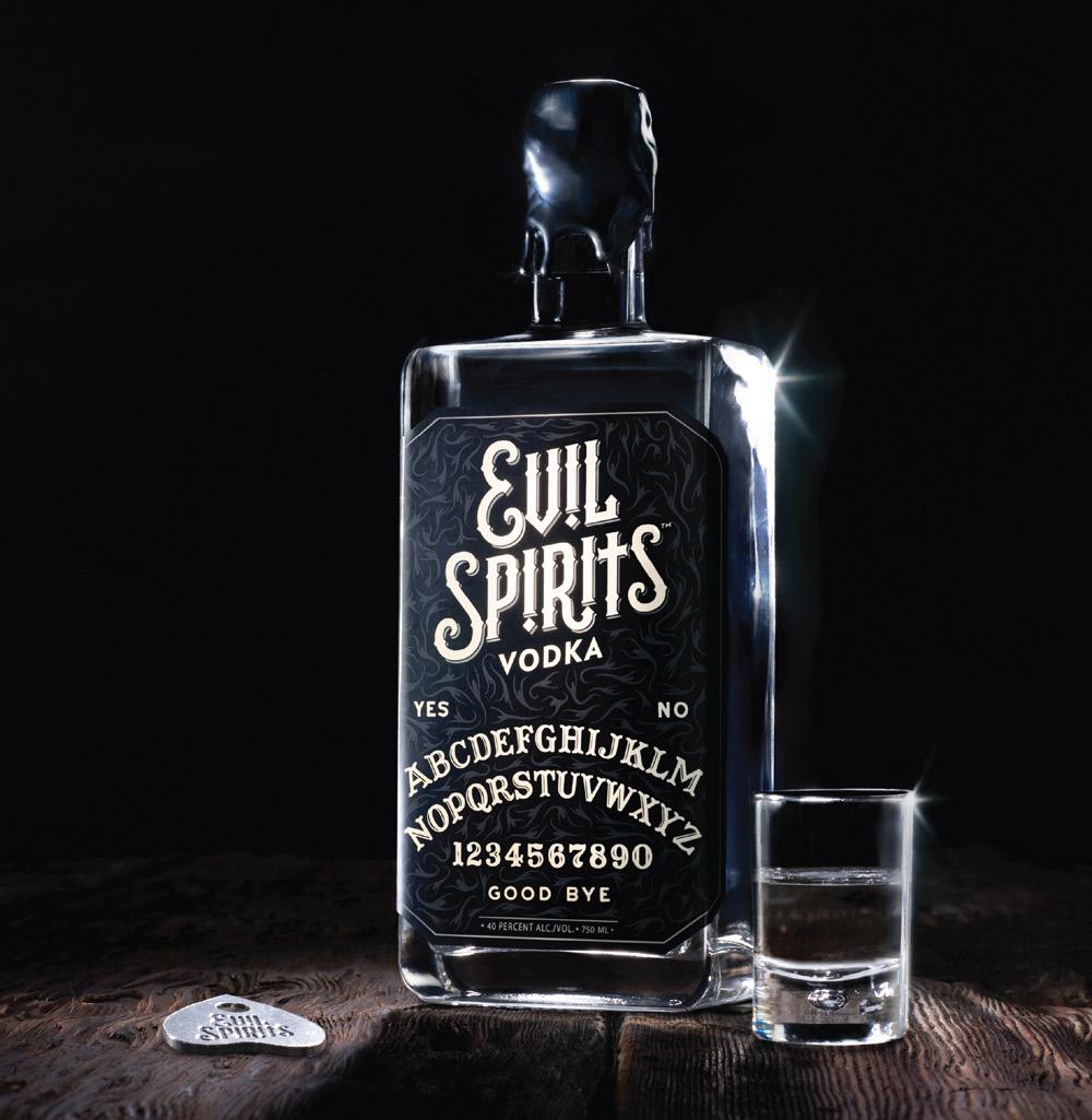 3. Evil Spirits