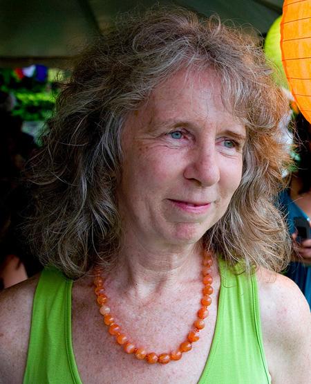 Barbara Bash, Calligrapher, Author, Illustrator, Performance Artist, and Teacher
