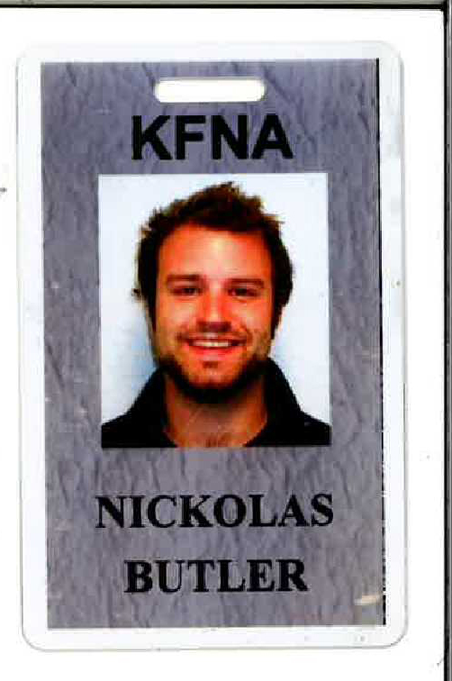 Author's ID Card