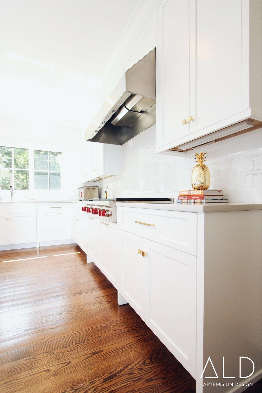 Artemis Lin Design — Modern Colonial