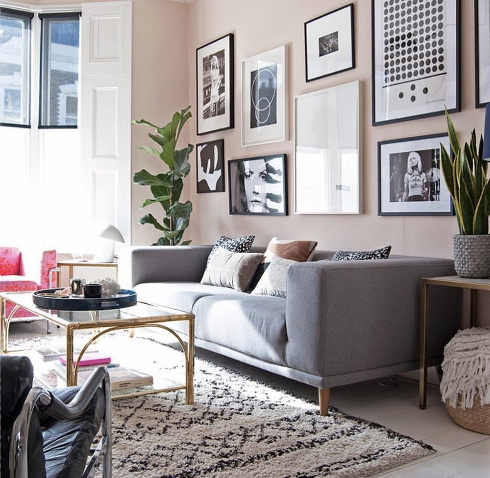 19 Collection Of Purple And Grey Wall Art: 2018 Color Trends: Beyond The Chosen Ones