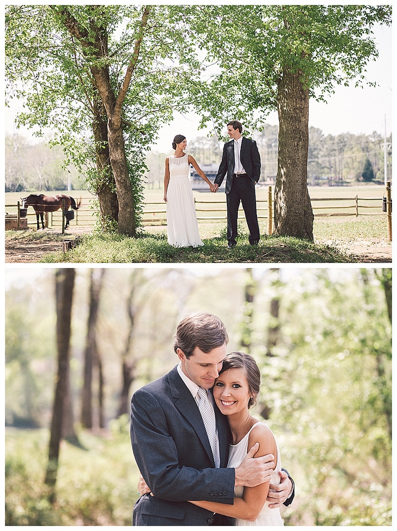 Krista Turner Photography - Atlanta Wedding Photographer - Polo Fields Horse Farm (16)