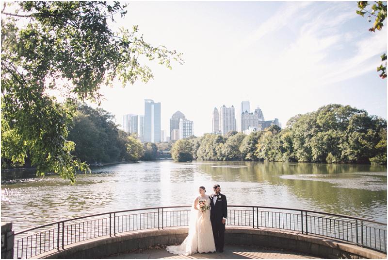 Krista Turner Photography - Loews Atlanta - Piedmont Park - Atlanta Wedding Photographer (9)