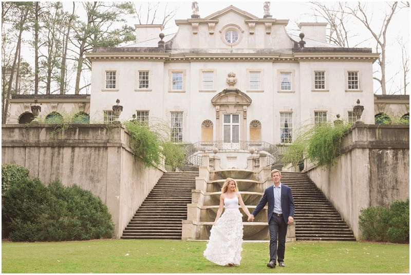 Atlanta Wedding Photographer - Krista Turner Photography - Swan House Wedding Engagement (96 of 102).jpg