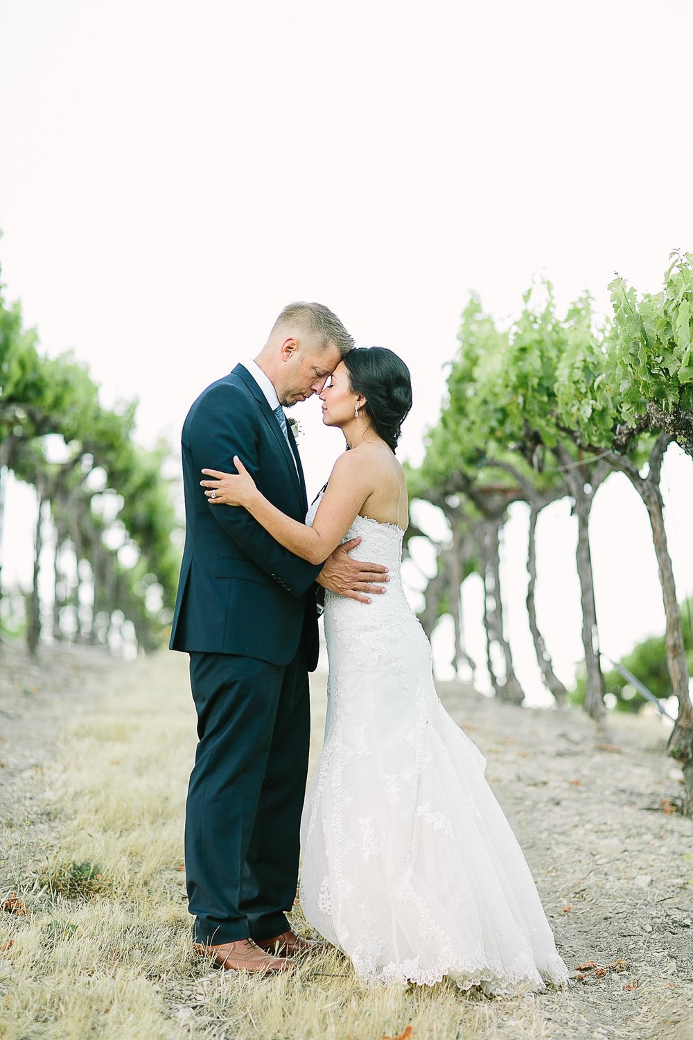 Reina & Jason | HammerSky Vineyards Wedding