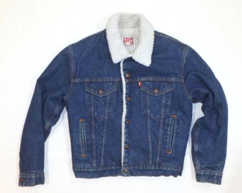 Jacket: Vintage Levis