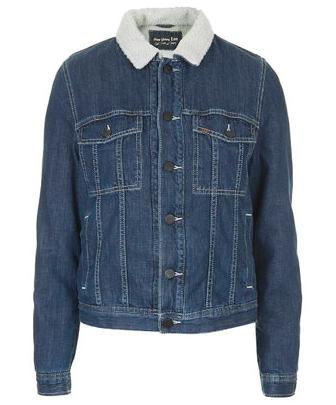 Jacket: Topshop