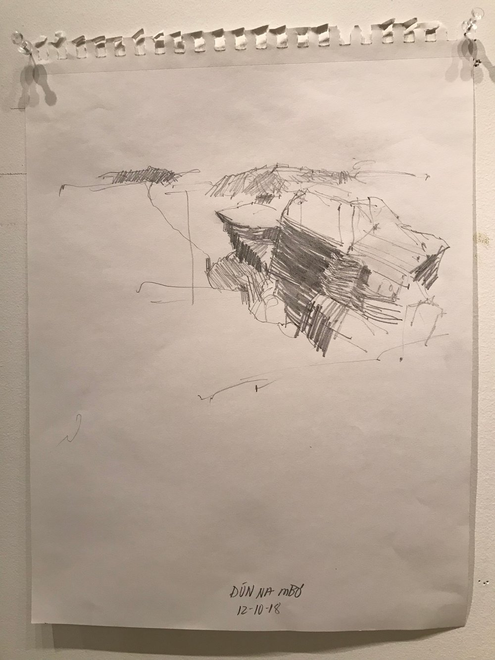 One of my sketches