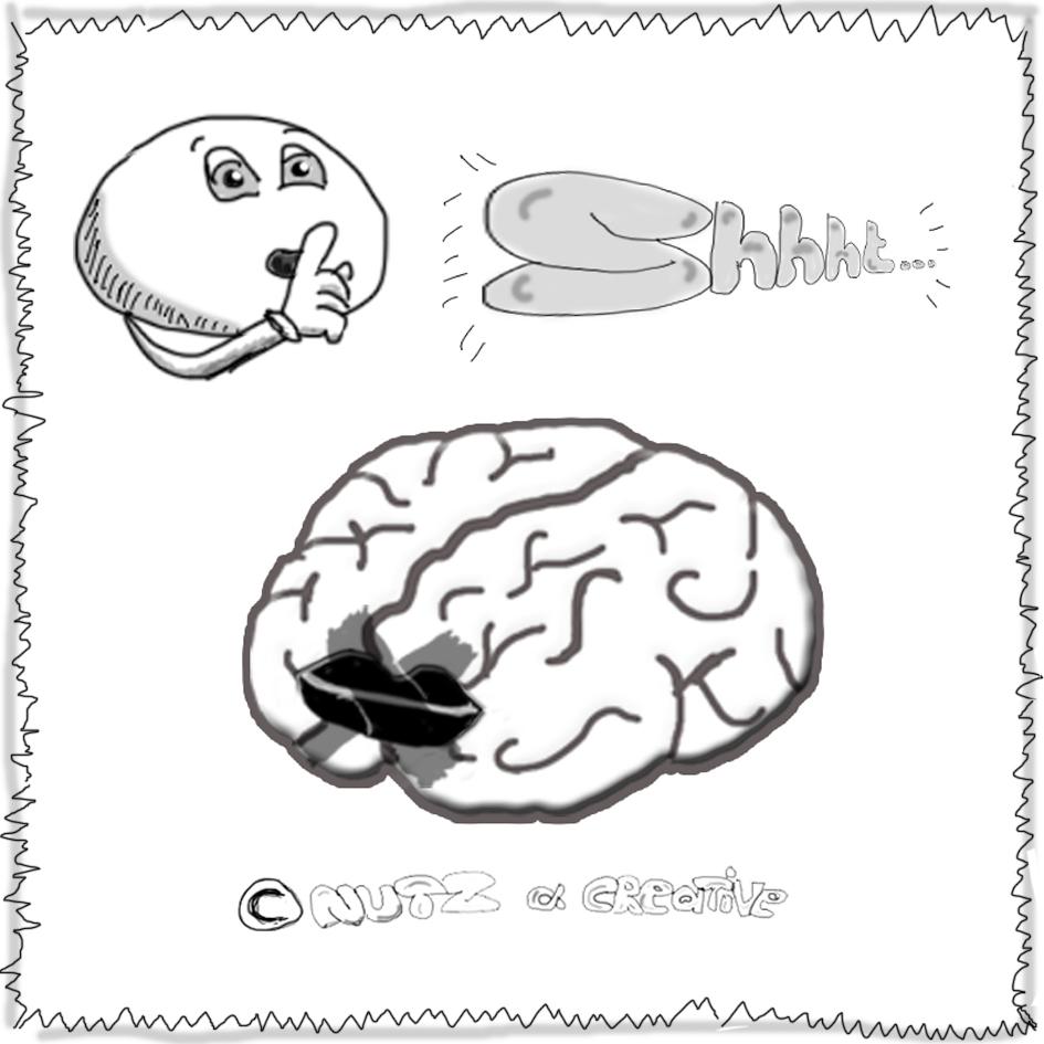 Shhh your brain