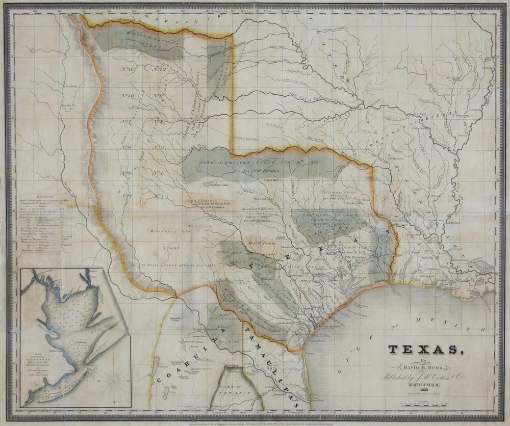 Texas, 1835