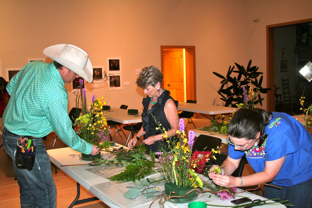 Floral Design Workshop