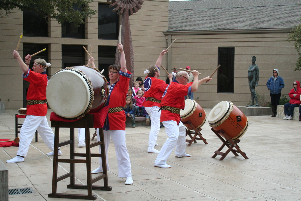 Dondoko Drumming at Lunar New Year Festival