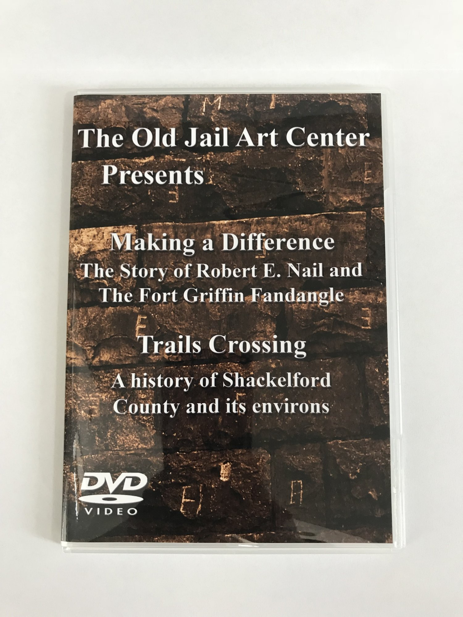 Albany and Shackelford County History Videos — The Old Jail Art Center