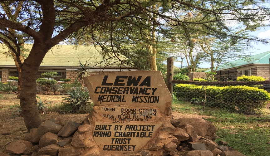 The Lewa clinic