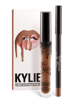 "Kylie Lip Kit in ""Brown Sugar"", $29"