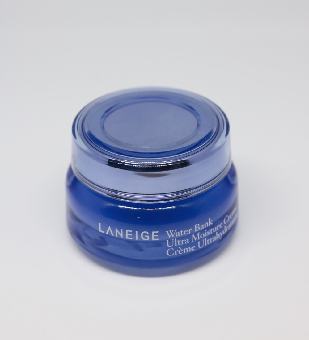 laneige water bank ultra moisture cream brittanylaurens brittany lauren saskatoon blogger canadian fashion beauty