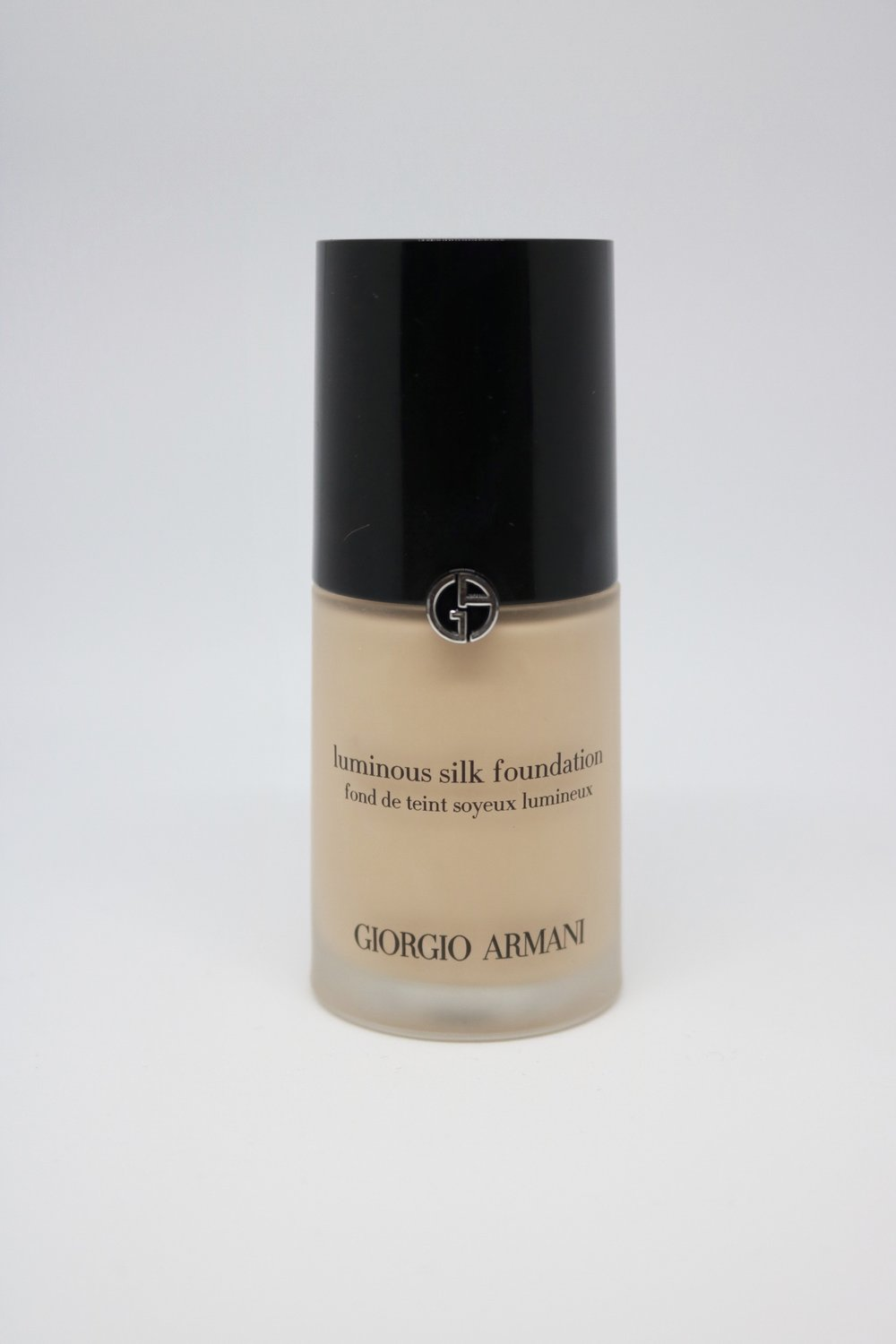 giorgio armani luminous silk foundation brittany lauren brittanylaurens