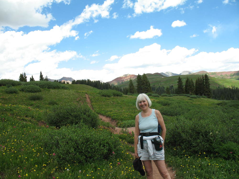 San Juan Mountains hike