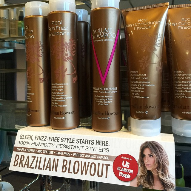 We carry the full #brazilianblowout line