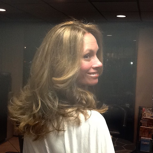A true beauty! Cut by Heather