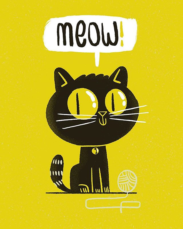 Waiting for a script. Drawing cats. The usual ✏️ 🐈 . . . . #designer #illustration #illustrator #nothingisordinary #artsy #procreate #procreateartist #freelance #artstagram #supplyanddesign #cat #catsofinstagram #cats #catstagram