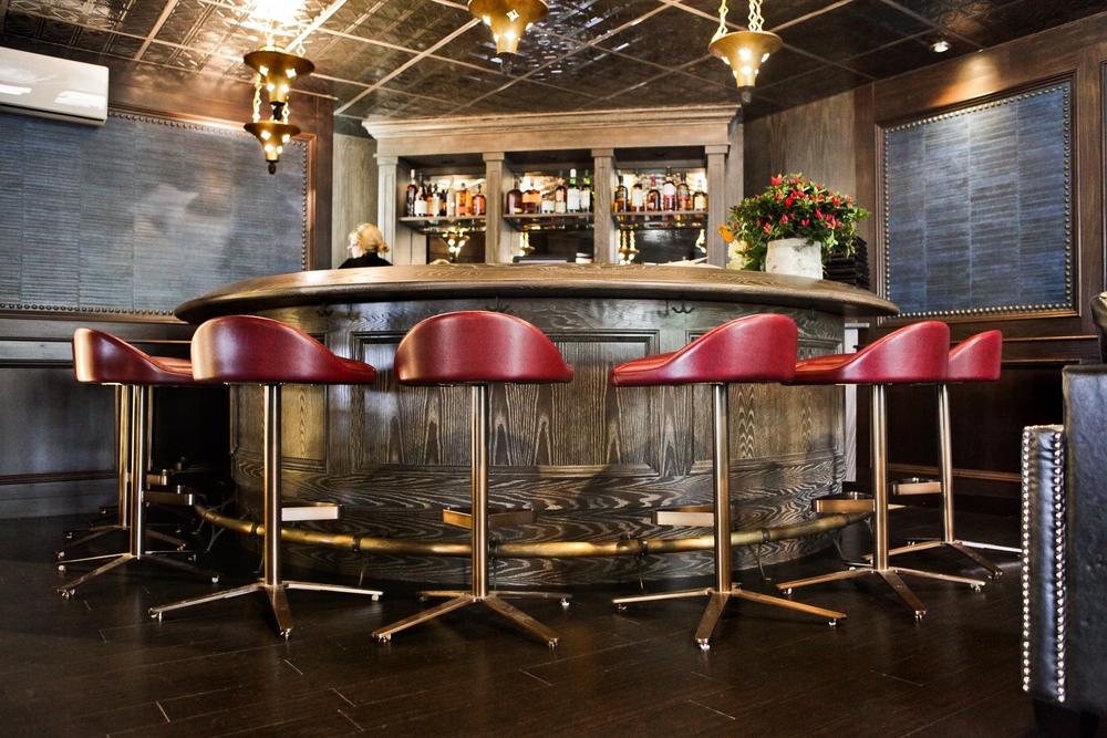 Cumberland Clover stools