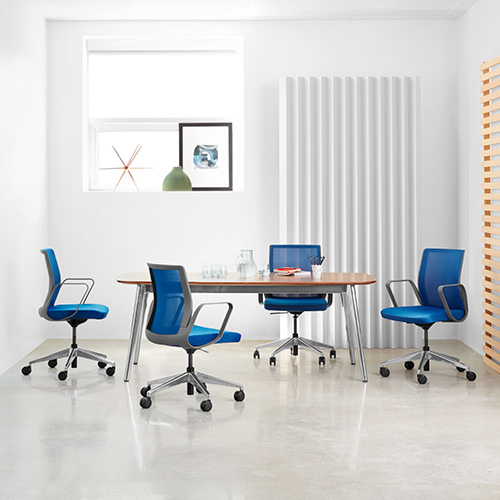 Keilhauer 6C Conference chair, Syz table