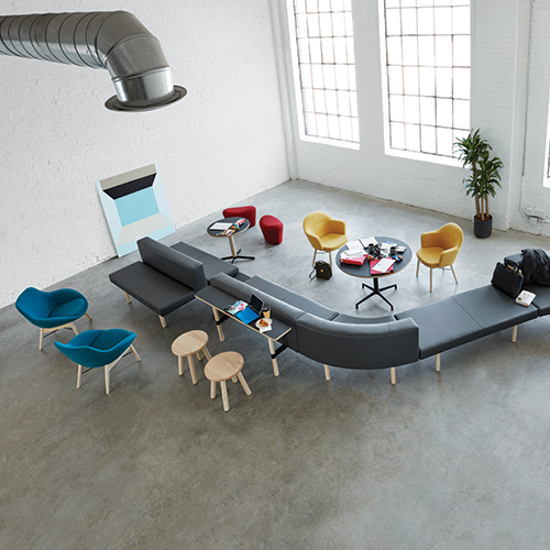 Keilhauer Hangout Collection