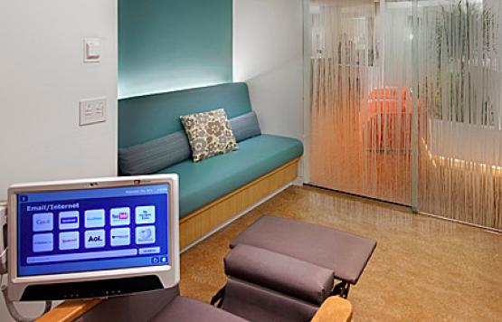 IOA Transfusion recliners