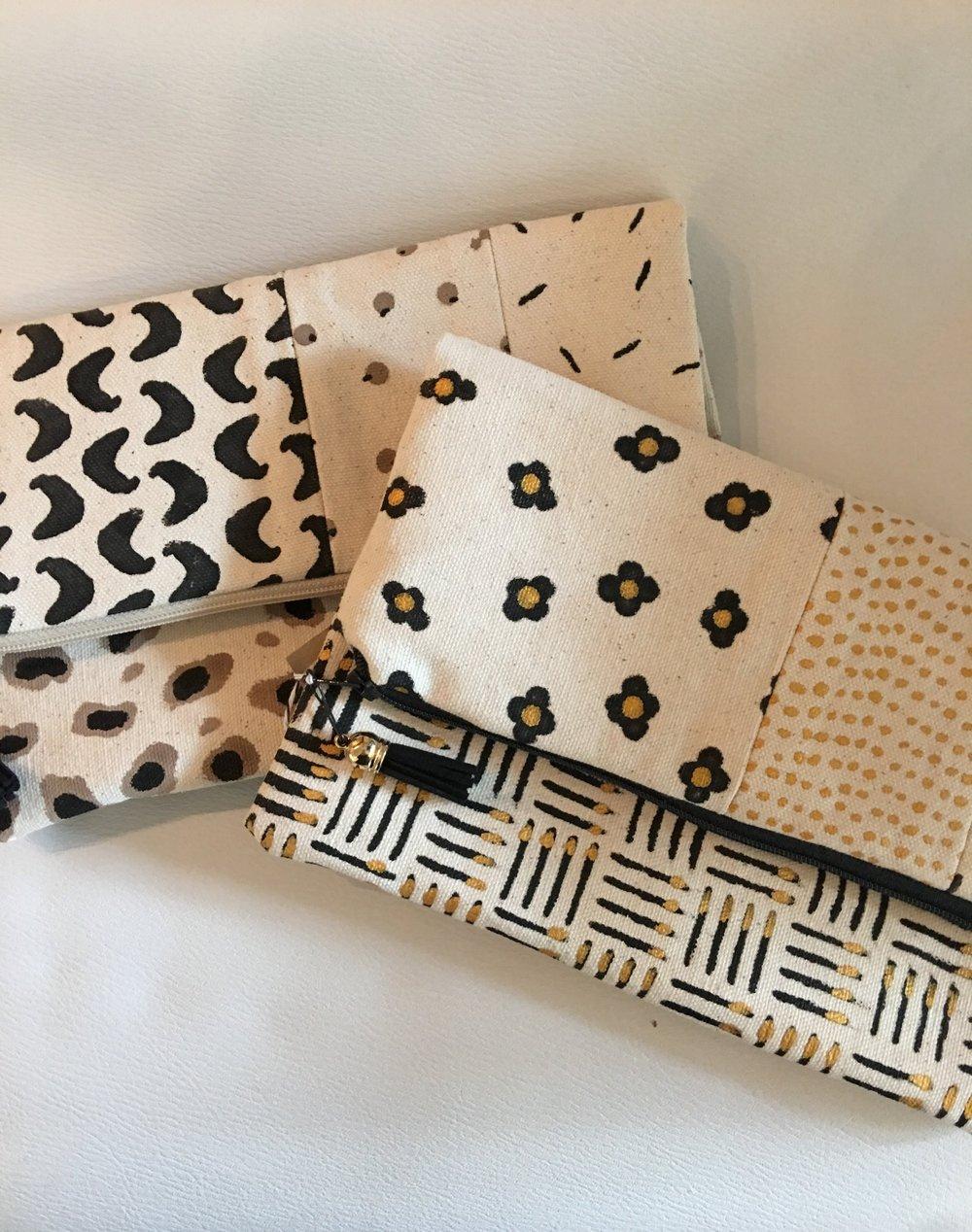 Clutch Handbags by Shelly Koltookian