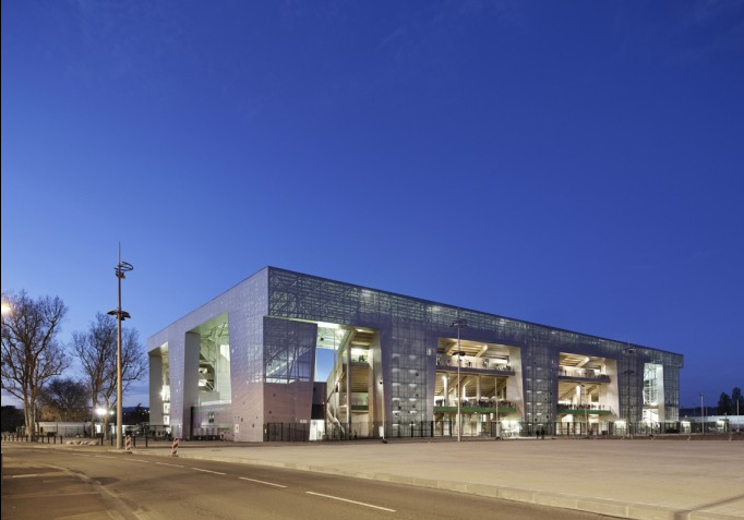 Stade Geoffroy Guichard - Inauguration1.jpg