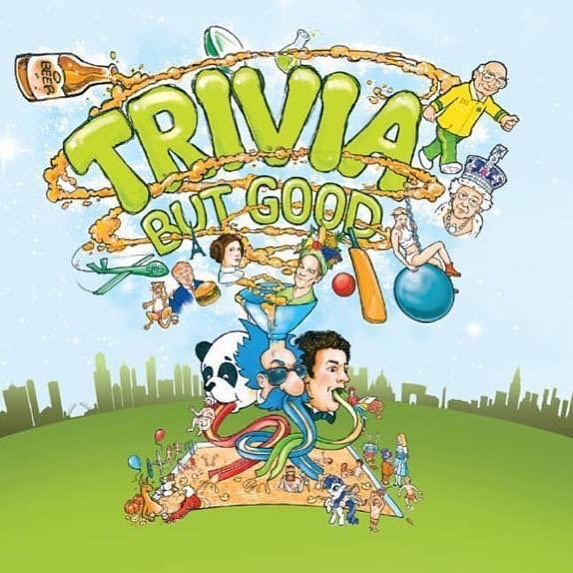 Your weekly reminder that Trivia is on. Great prizes & Giveaways!! See you all tonight at 7pm - Game on!!