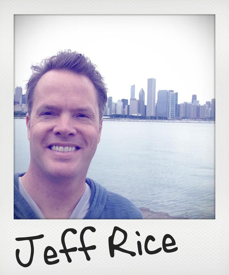 Jeff Rice Senior Vice President of Post Production
