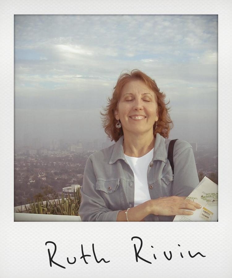 Ruth Rivin Vice President of Special Projects