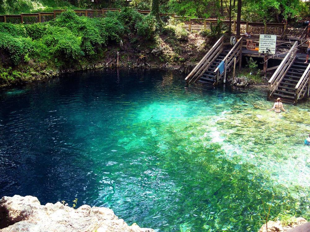 Madison Blue Springs- Florida