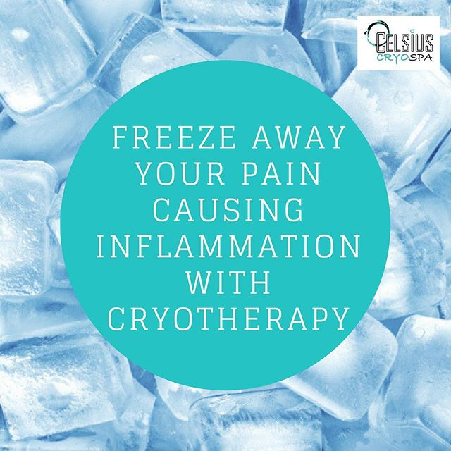 Start your week off with reduced pain from inflammation with a 3 minute Celsius Cryo session! . . #celsiuscryospa #cryotherapy #normatec #hydrationtherapy #ivhydration #health #fitness #cryospa #kellertx #southlaketx #fortworth #dallas #roanoketx