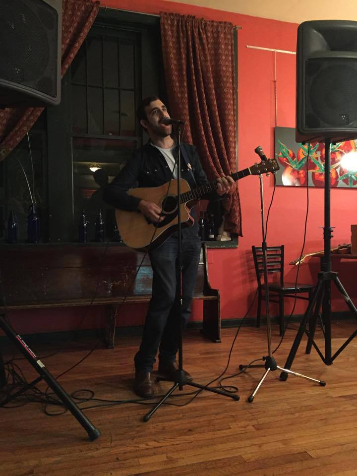 Josh Gray in Shepherdstown, WV