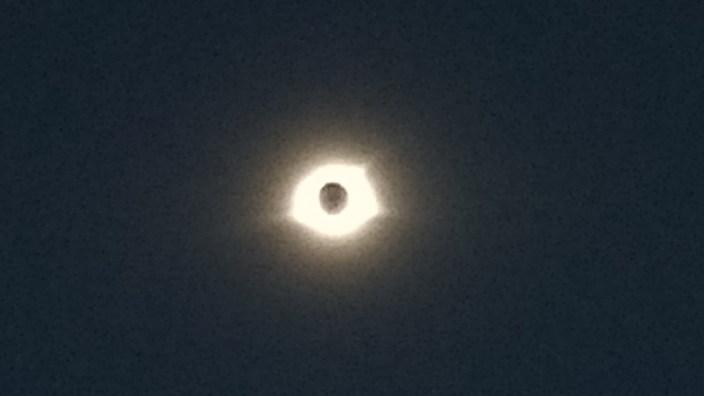 Solar Eclipse Totality 2017 Nashville, TN