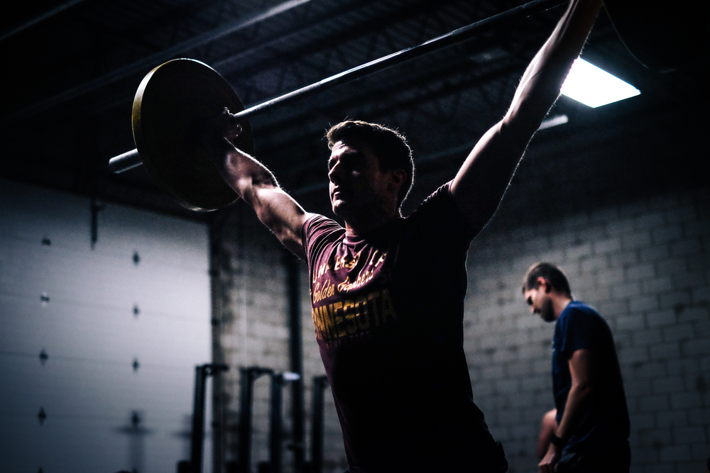 """""""Has my physical strength improved? Sure. It's the mental toughness that CrossFit truly teaches - and it has improved every aspect of my life."""""""