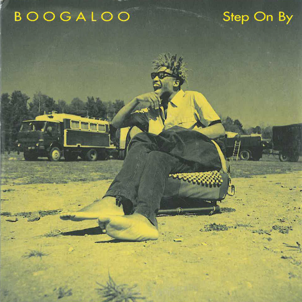 Step On By - Boogaloo