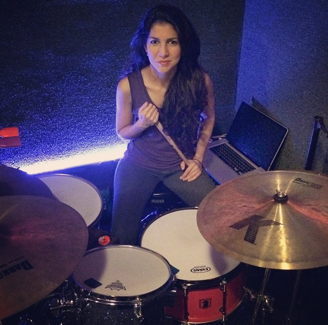 Lorena Perez Batista @LoreGuataK Pink Snare - Instagram.jpg