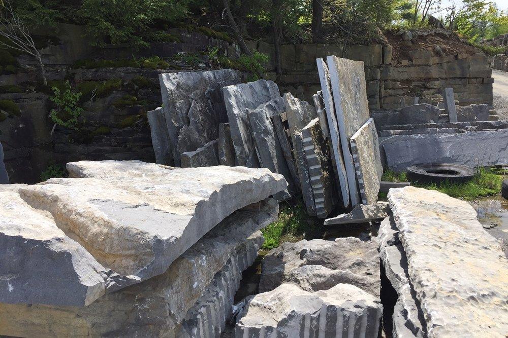 2-Limerock End slabs.JPG