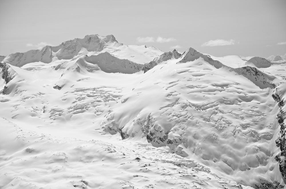 Lillooet Icefields Sam Mckoy