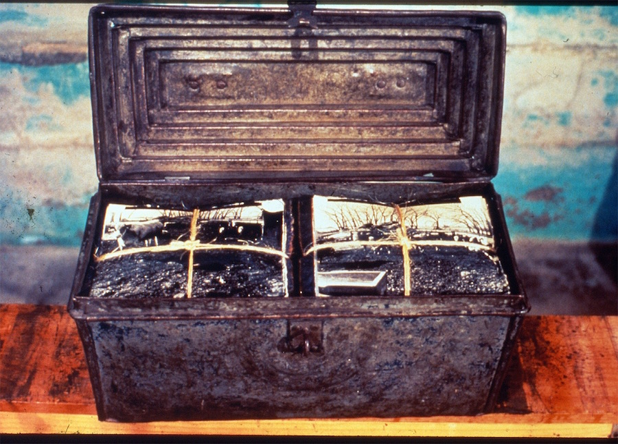 2 Cow Bundles in Tin Box