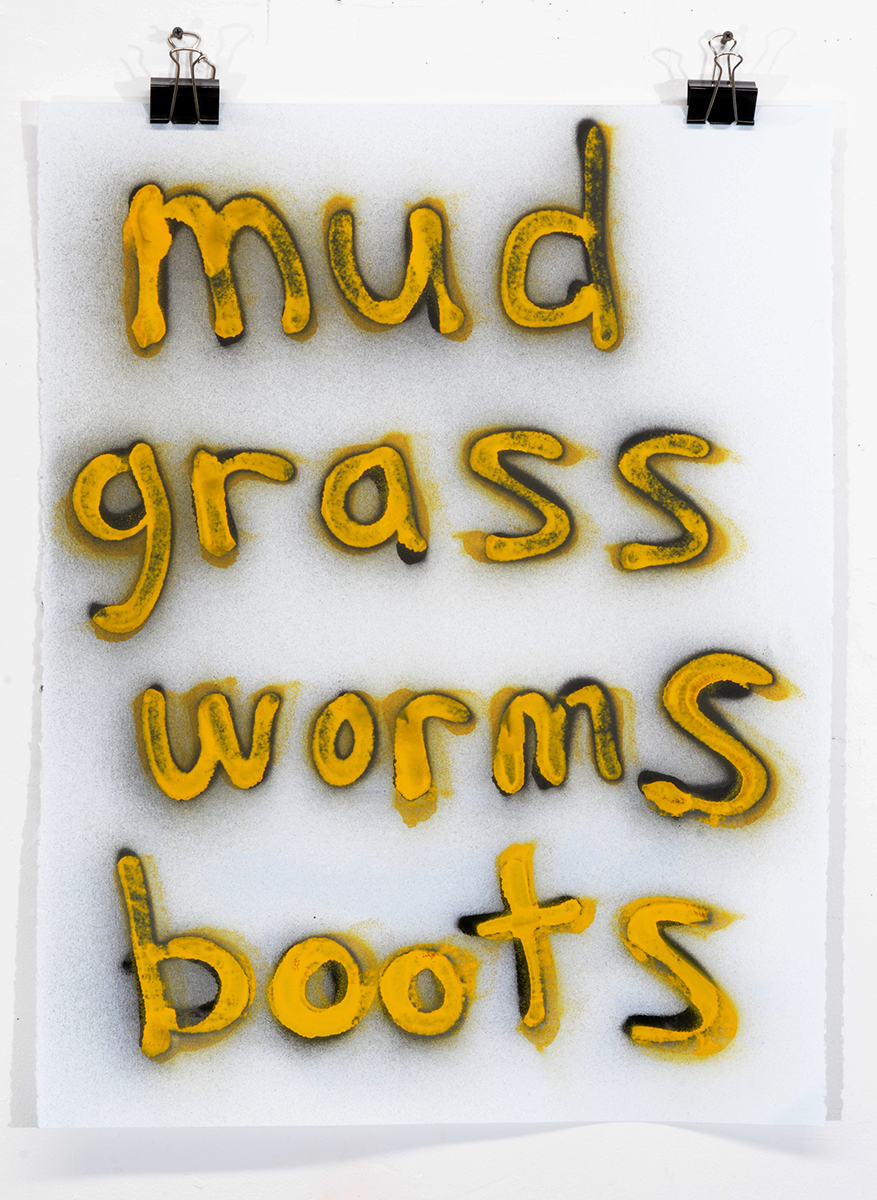 Mud Grass Worms Boots